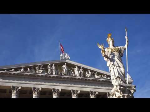 2016-11-22(HD1)音楽の都Wien維也納さんぽ(上)