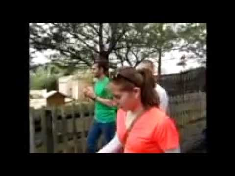 Christian Fun Day April 27,2013 1st Assembly of God p1 | Tornadoes