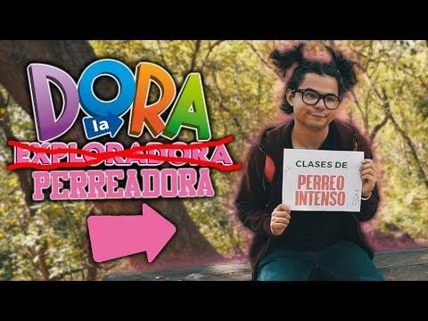 DORA LA PERREADORA: CLASES DE PERREO!