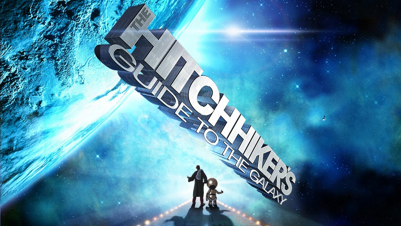 Hitchhiker's Guide To The Galaxy -- Movie Review #JPMN