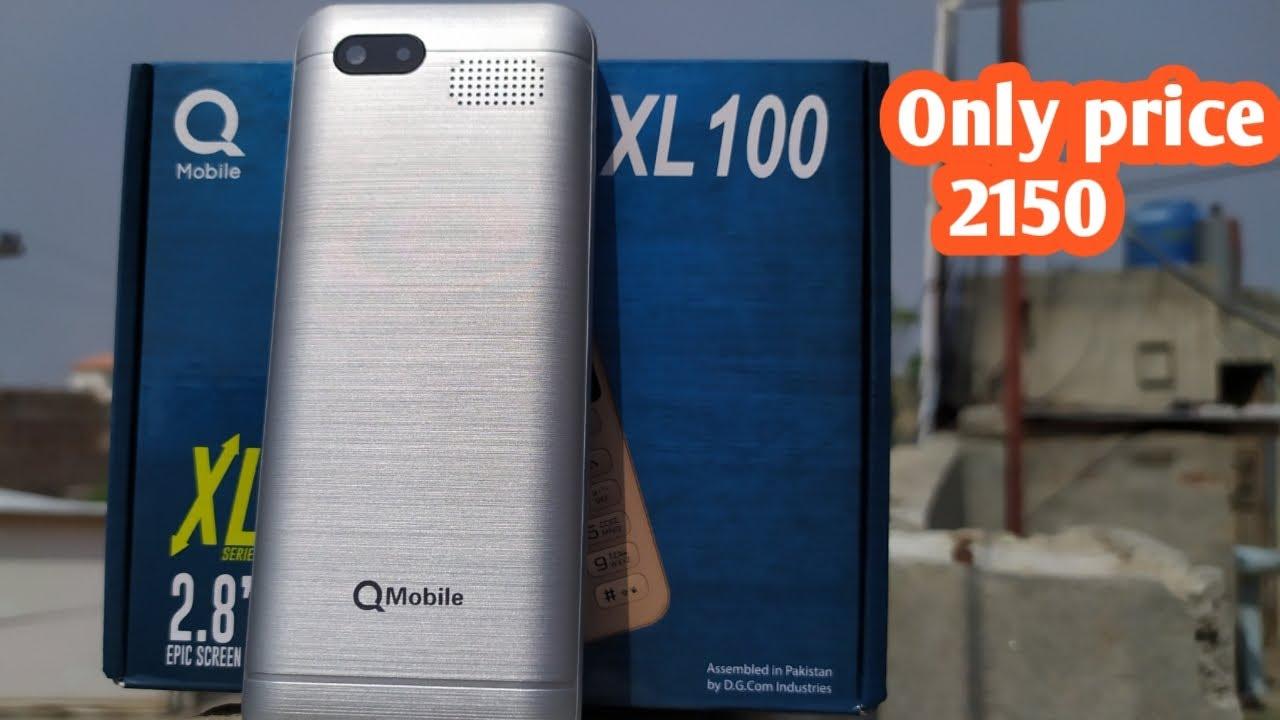 Q Mobile XL100 Unboxing & Review