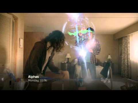Alphas - 1x04 Rosetta - Upoutávka