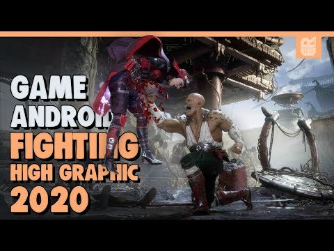 10 Game Android Fighting Terbaik 2020 | High Graphic