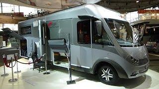 2018 Carthago liner-for-two - Fiat - Exterior and Interior - Caravan Show CMT Stuttgart 2018