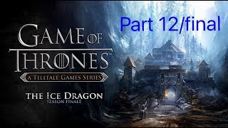 Game of Thrones gameplay part 12/final