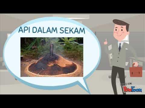 Peribahasa Api Dalam Sekam Youtube