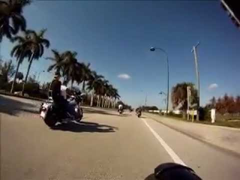 Crimestoppers West Palm Beach Motorcycle Run 2013