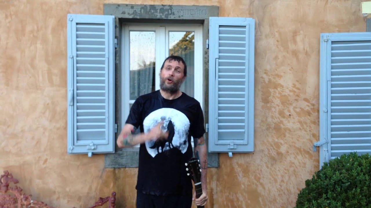 Sla icebucketchallenge jova nominato by cesare cremonini - Jovanotti affacciati alla finestra ...