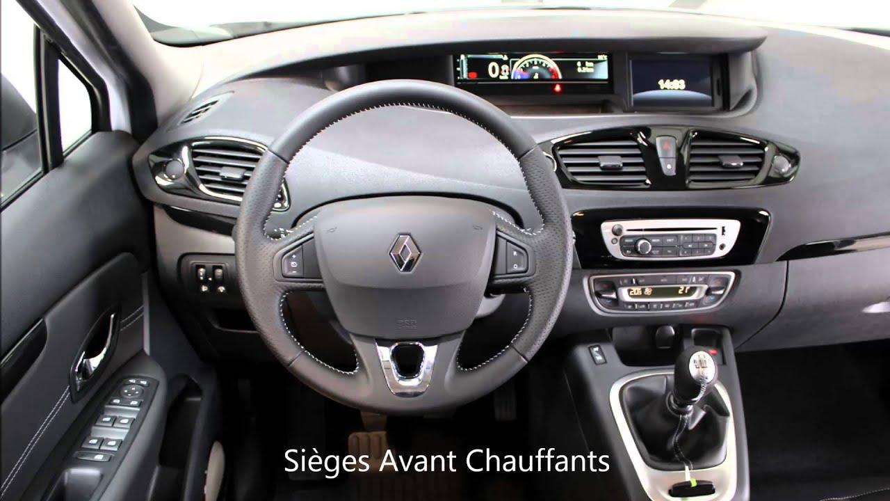 Vente De Renault Scenic Bose Edition Dci 130 Pas Cher Par