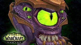 #406 ОТРАЖАЕМ ВТОРЖЕНИЕ ПЫЛАЮЩЕГО ЛЕГИОНА - Приключения в World of Warcraft
