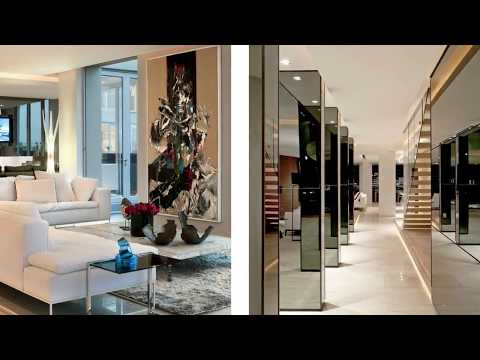 Luxury Triplex Penthouse in Johannesburg by SAOTA and OKHA Interiors | HD