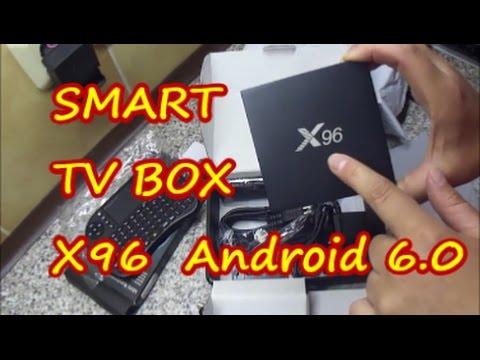 Видео обзор MXQ PRO S905 - Смарт ТВ приставка Android 5.1 - YouTube