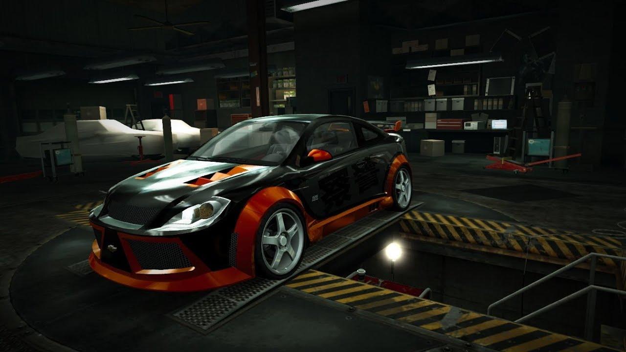 Need For Speed World  Chevrolet Cobalt SS Vinyl Tutorial  YouTube