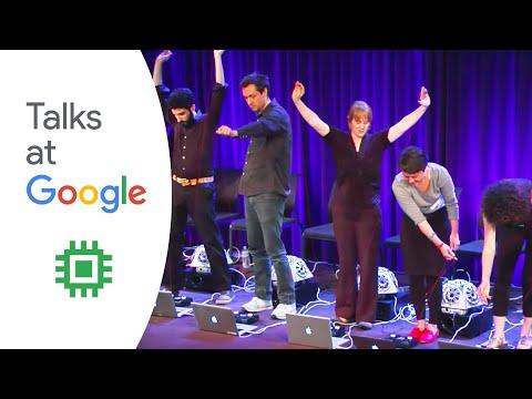 Exploding Pianist Kathleen Supove & Sideband Laptop Orchestra | Talks at Google