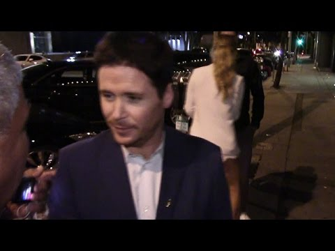 Entourage's Kevin Connolly Dines At Craig's With New Girlfriend