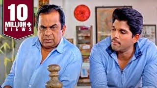 Brahmanandam, Allu Arjun & Prakash Raj Comedy Scenes | Best Evergreen Comedy Scenes