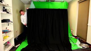 Manfrotto 1314B Background Support Set Review and How to Set It Up