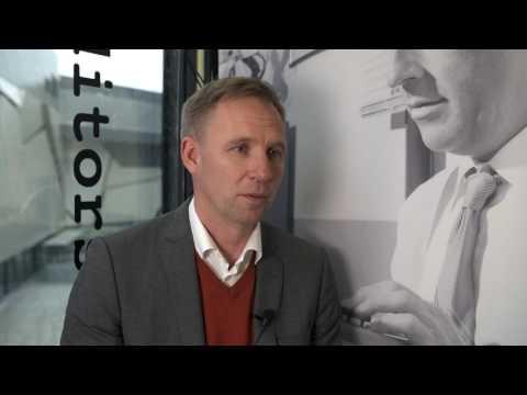 Thomas Delvén, Verksamhetsutvecklare Lean  inom R&D, Scania AB at 600Min Production, Sweden  Part1