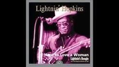 Lightnin' Hopkins - Lightnin's Boogie - Live at The Rising Sun Celebrity Jazz Club (FULL ALBUM)