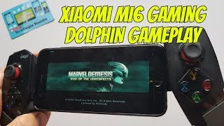 Marvel Nemesis: Rise of the Imperfects Android Gameplay Emulator Dolphin Gamecube games/Adreno 540