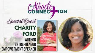 MCTV EP103: GET IN THE PRESS with Charity Ford & Purpose TEA Time - WALK DON'T RUN