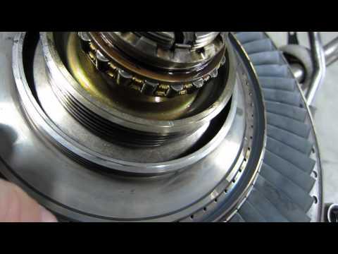 T58 Race Boat Engine pt. 1