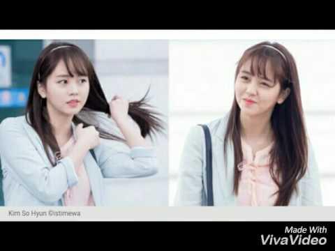 Hot Kim So Hyun Pamer Kecantikan Di Drama Goblin Youtube