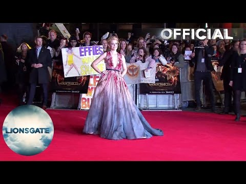 WORLD PREMIERE - The Hunger Games:...