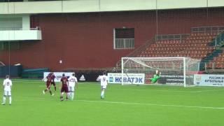 Пенальти в ворота сборной Беларуси
