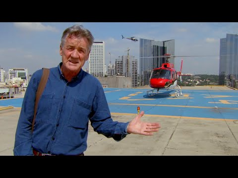 Flying with Brazil's Richest Garbage Man - Brazil with Michael Palin - BBC