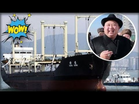"""Breaking News CNN -  CUSTOMS AGENTS MAKE TERRIFYING DISCOVERY AFTER SEIZING NORTH KOREAN SHIP, """"LAR"""