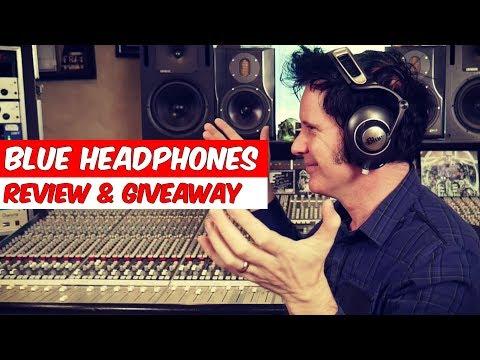 Blue Headphones Review & Giveaway - Warren Huart: Produce Like A Pro