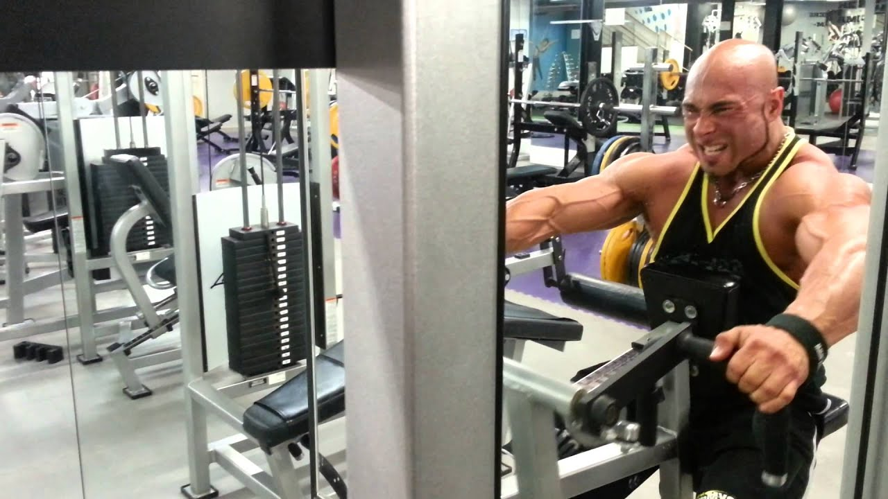 Upper back rows at world class gym prague youtube for World class photos pictures