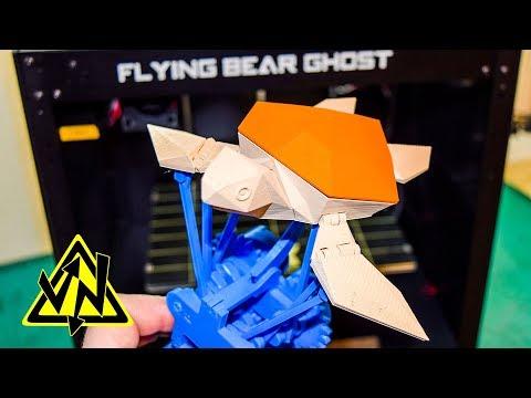 3D ПРИНТЕР FLYINGBEAR GHOST 4/4S