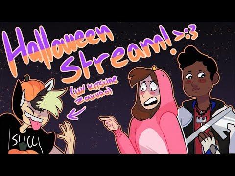 Cartoon Universe Spoopy Stream 2017