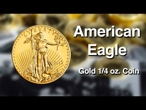 American Eagle Gold 1/4 Oz. Coin   U.S. Money Reserve