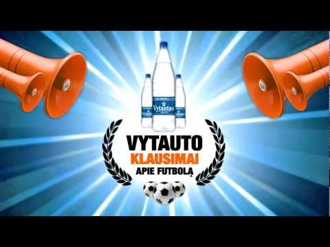 Vytautas! TV Reklamos Futbolo Čempionatui!