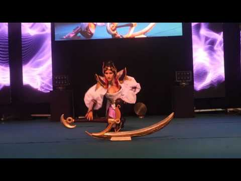 related image - Toulouse Game Show Springbreak - 2017 - Cosplay Samedi - 04 - League of legends - Diana