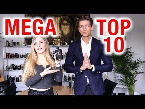 Top 10 Most Complimented Sexiest Men's Colognes Best Fragrances