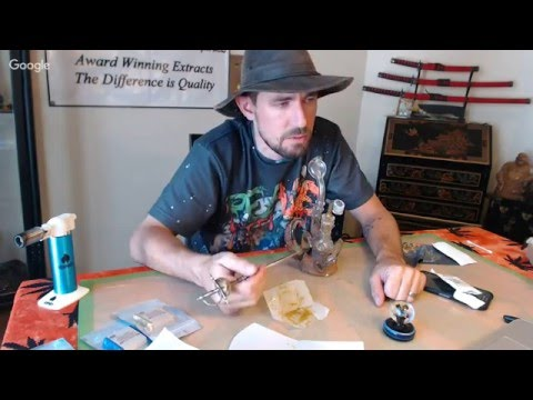 Joes oil review - Laboratory Extracts - Live feed!!!!