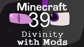Minecraft: Divinity with Mods(39): Incubation