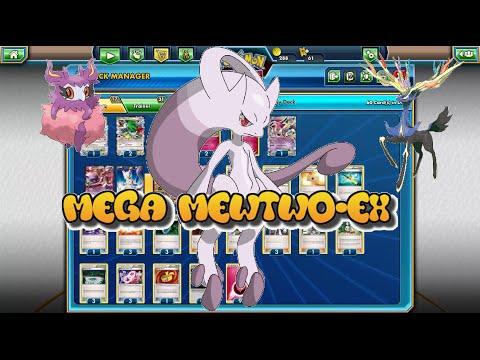 Mega Mewtwo Y-EX Deck ft. Fairy Acceleration: Pokemon TCGO