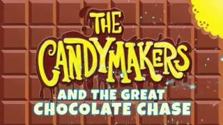 THE CANDYMAKERS AND THE GREAT CHOCOLATE CHASE by Wendy Mass