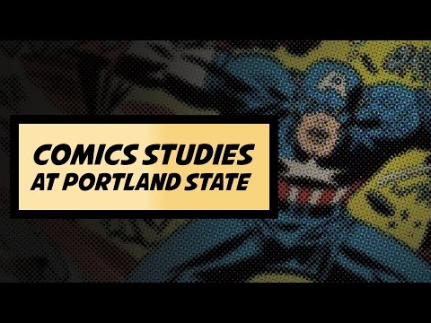 Comics Studies at Portland State University