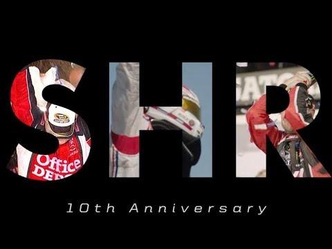 Stewart-Haas Racing celebrates 10th anniversary