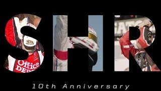 Stewart-Haas Racing Celebrates 10th Anniversary