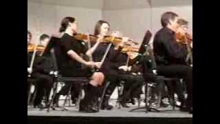 Minnesota Orchestra performs for RAHS aspiring musicians