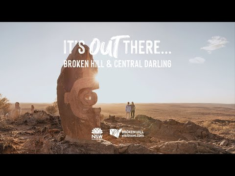 Want a trip that's a little different? Try Broken Hill and the Central Darling - It's Out There