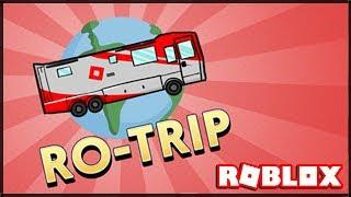🚌 ROBLOX AUTOBUS 🚌 *CESTA KOLEM SVĚTA* | Roblox: Ro-Trip!