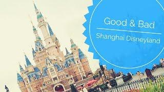 5 Good & Bad Things About Shanghai Disneyland